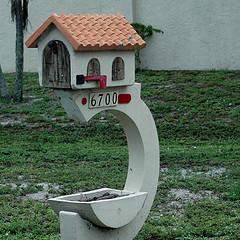 Direct Mail Mailbox