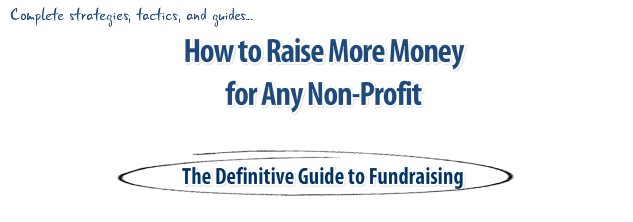 How to Raise More Money for Any Non-Profit