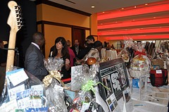 Silent Auction Fundraising