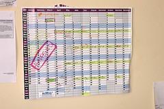 Fundraising Tactics Calendar