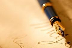 fundraising-letter-pen