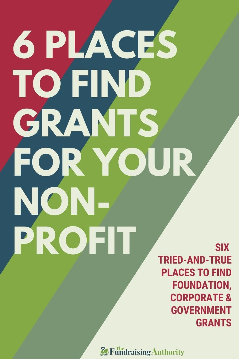 6 Places to Find Grants for Your Non-Profit