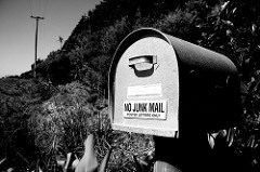 Fundraising in the Mailbox