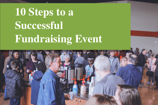 Post image for The 10 Steps to a Successful Fundraising Event