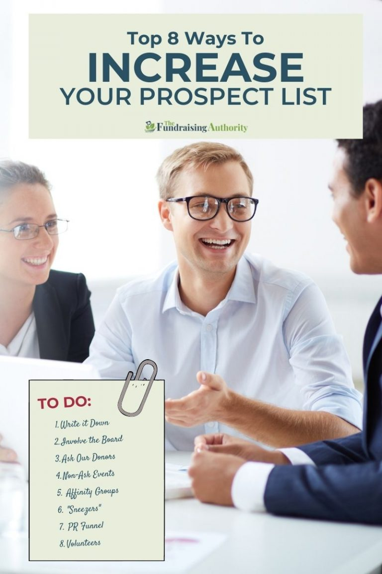 The Top 8 Ways to Increase Your Prospect List(2)