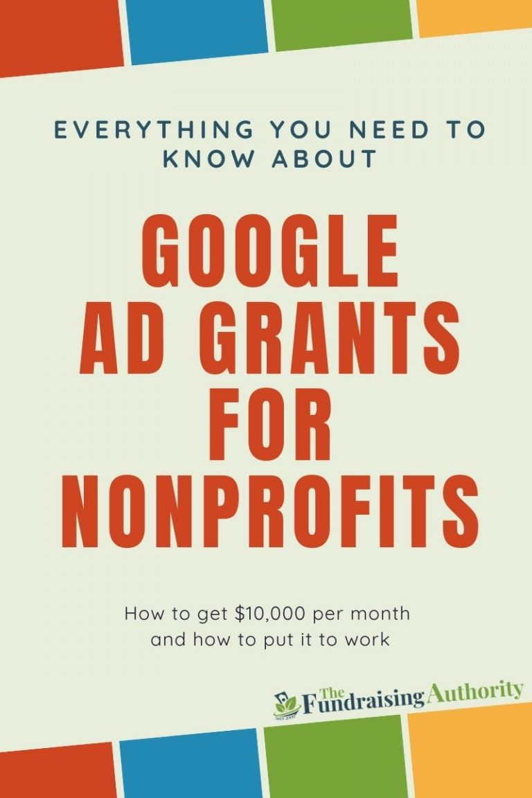 Everything You Need to Know About Google Ad Grants For Nonprofits