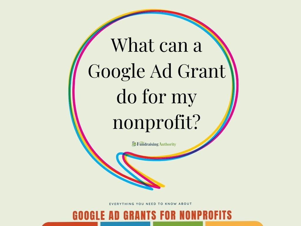 What can a Google Ad Grant do for my nonprofit?